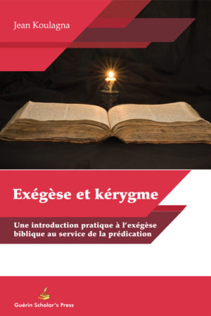 Exegese-et-kerygme -Jean KOULAGMA